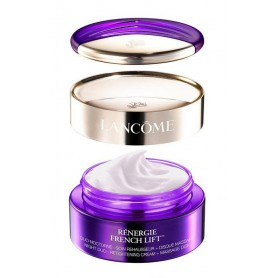 Lancôme Renergie French Lift Night Duo-Retightening Cream   Massage Disk Krem na noc 50ml