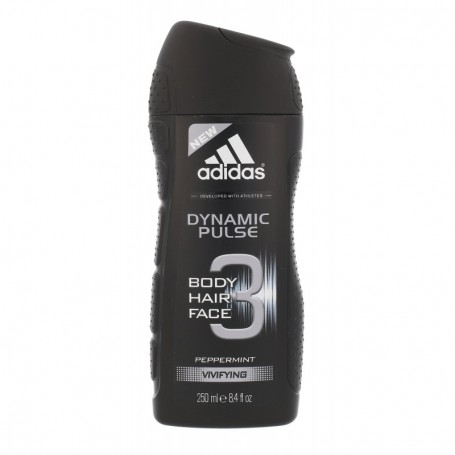 Adidas Dynamic Pulse 3in1 Żel pod prysznic 250ml