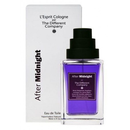 The Different Company L´Esprit Cologne After Midnight Woda toaletowa 90ml