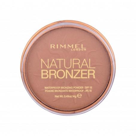 Rimmel London Natural Bronzer SPF15 Bronzer 14g 026 Sun Kissed
