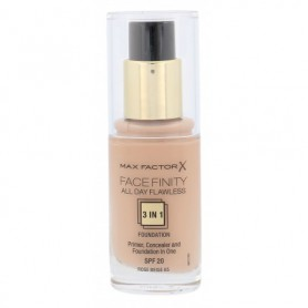 Max Factor Facefinity All Day Flawless 3in1 SPF20 Podkład 30ml 65 Rose Beige