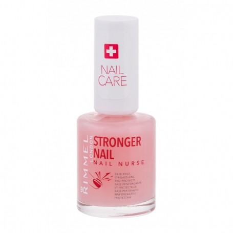 Rimmel London Nail Nurse Stronger Nail Lakier do paznokci 12ml
