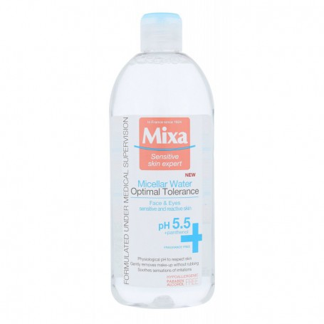 Mixa Optimal Tolerance Płyn micelarny 400ml