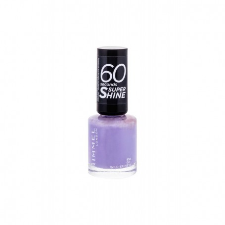 Rimmel London 60 Seconds By Rita Ora Lakier do paznokci 8ml 558 Go Wild-Er-Ness
