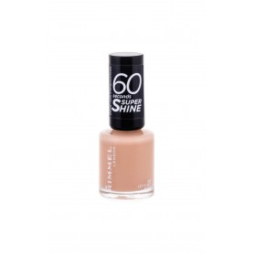 Rimmel London 60 Seconds Super Shine Lakier do paznokci 8ml 513 Let´s Get Nude
