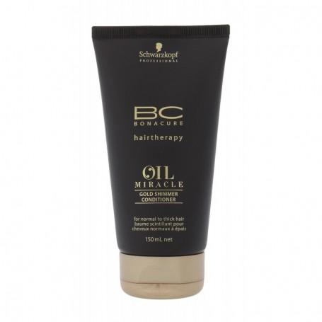 Schwarzkopf BC Bonacure Oil Miracle Gold Shimmer Odżywka 150ml