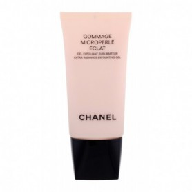 Chanel Gommage Microperle Eclat Exfoliating Gel Peeling 75ml