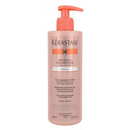Kérastase Discipline Protocole Hair Discipline Soin N 2 Balsam do włosów 400ml