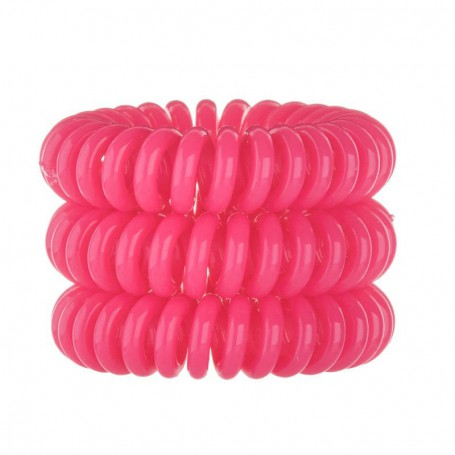 Invisibobble Power Hair Ring Gumka do włosów 3szt Pinking Of You