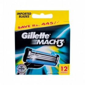 Gillette Mach3 Wkład do maszynki 12szt
