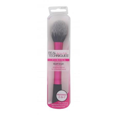 Real Techniques Brushes Finish Blush Brush Pędzel do makijażu 1szt