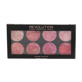 Makeup Revolution London Blush Palette Róż 13g Blush Queen