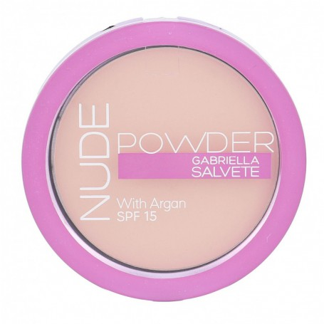 Gabriella Salvete Nude Powder SPF15 Puder 8g 02 Light Nude