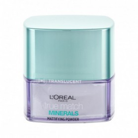 L´Oréal Paris True Match Minerals Puder 10g Translucent