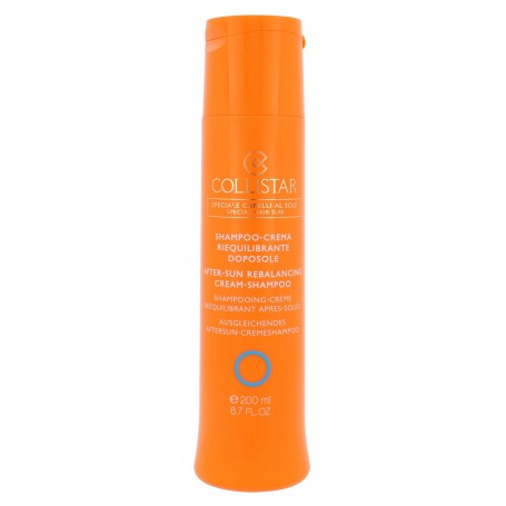 Collistar Special Hair Sun After-Sun Rebalancing Cream-Shampoo Szampon do włosów 200ml