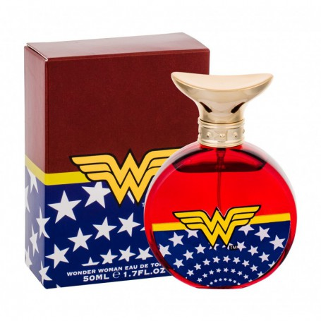 DC Comics Wonder Woman Woda toaletowa 50ml