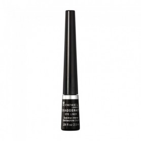 Rimmel London Exaggerate Eyeliner 2,5ml 001 Black