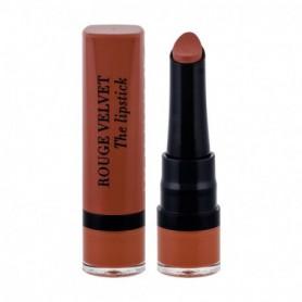 BOURJOIS Paris Rouge Velvet The Lipstick Pomadka 2,4g 16 Caramelody