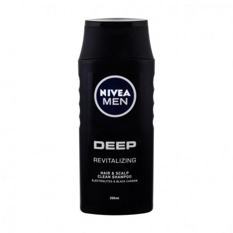 Nivea Men Deep Revitalizing Szampon do włosów 250ml