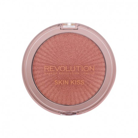 Makeup Revolution London Skin Kiss Rozświetlacz 14g Peach Kiss