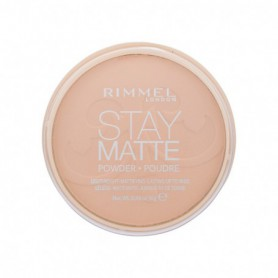 Rimmel London Stay Matte Puder 14g 008 Cashmere