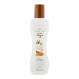 Farouk Systems Biosilk Silk Therapy Organic Coconut Oil Maska do włosów 167ml