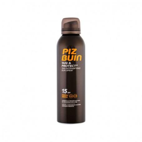PIZ BUIN Tan & Protect Tan Intensifying Sun Spray SPF15 Preparat do opalania ciała 150ml