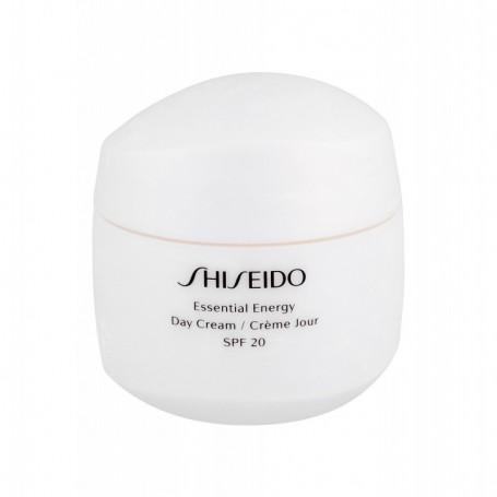 Shiseido Essential Energy Day Cream SPF20 Krem do twarzy na dzień 50ml