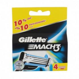 Gillette Mach3 Wkład do maszynki 4szt