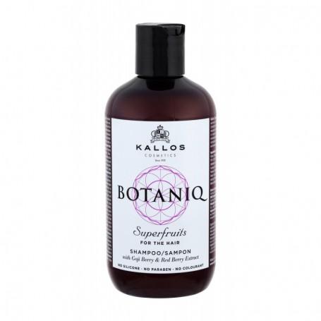 Kallos Cosmetics Botaniq Superfruits Szampon do włosów 300ml
