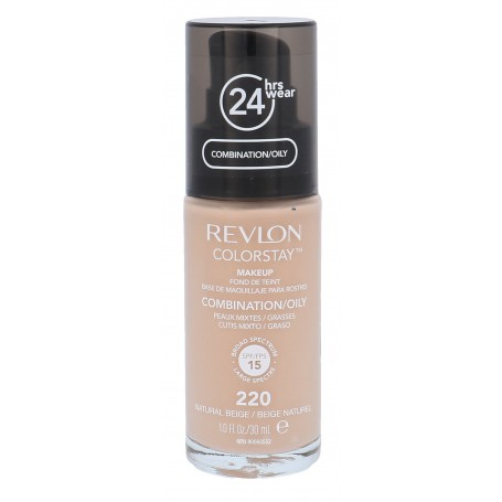 Revlon Colorstay Combination Oily Skin Podkład 30ml 220 Natural Beige