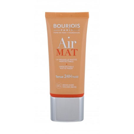 BOURJOIS Paris Air Mat SPF10 Podkład 30ml 05 Golden Beige
