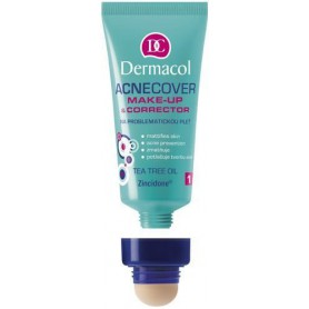 Dermacol Acnecover Make-Up & Corrector Podkład 30ml 1