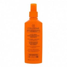 Collistar Special Perfect Tan Supertanning Moisturizing Milk Spray SPF10 Preparat do opalania ciała 200ml