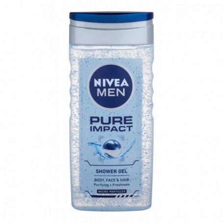 Nivea Men Pure Impact Żel pod prysznic 250ml