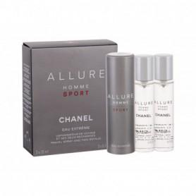 Chanel Allure Homme Sport Eau Extreme Woda toaletowa 3x20ml