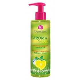Dermacol Aroma Ritual Lemon Splash Mydło w płynie 250ml