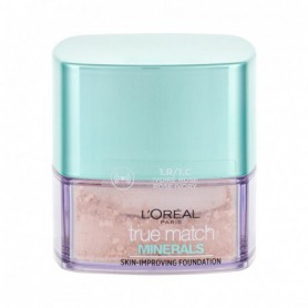L´Oréal Paris True Match Minerals Skin-Improving Podkład 10g 1.R/1.C Rose Ivory