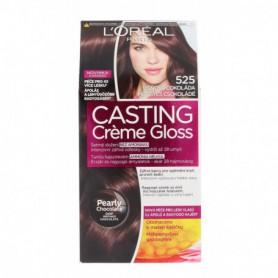 L´Oréal Paris Casting Creme Gloss Farba do włosów 1szt 525 Cherry Chocolate