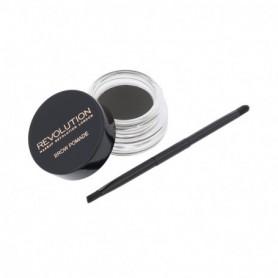 Makeup Revolution London Brow Pomade Regulacja brwi 2,5g Graphite