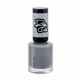 Rimmel London 60 Seconds By Rita Ora Lakier do paznokci 8ml 807 My Grey