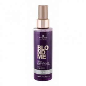Schwarzkopf Blond Me Tone Enhancing Odżywka 150ml Cool Blondes