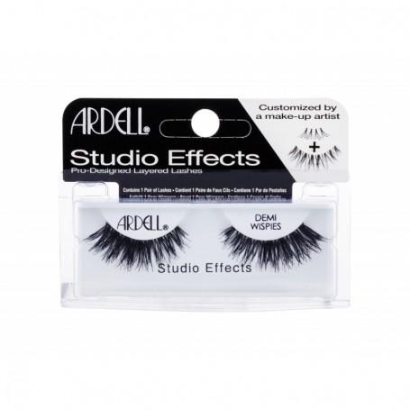 Ardell Studio Effects Demi Wispies Sztuczne rzęsy 1szt Black