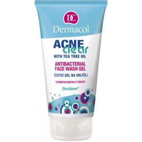 Dermacol AcneClear Antibacterial Żel oczyszczający 150ml