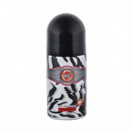 Cuba Cuba Jungle Zebra Dezodorant 50ml