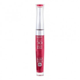 BOURJOIS Paris 3D Effet Błyszczyk do ust 5,7ml 06 Rouge Democratic