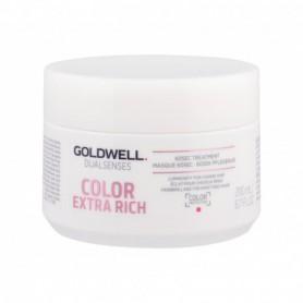 Goldwell Dualsenses Color Extra Rich 60 Sec Treatment Maska do włosów 200ml