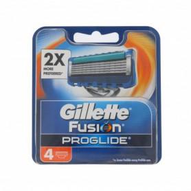 Gillette Fusion Proglide Wkład do maszynki 4szt