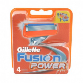 Gillette Fusion Power Wkład do maszynki 4szt