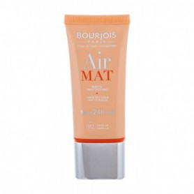 BOURJOIS Paris Air Mat SPF10 Podkład 30ml 02 Vanilla